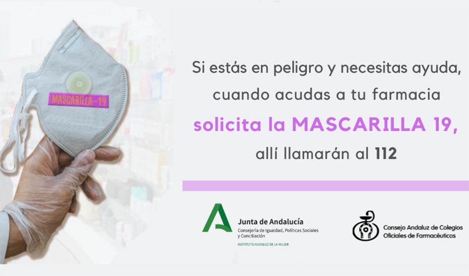 Víctimas de violencia de género podrán pedir ayuda en 3.800 farmacias con la clave Mascarilla 19